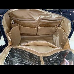 Ju-Ju-Be Bags - Jujube BFF Diaper Bag - Anchor/Admiral